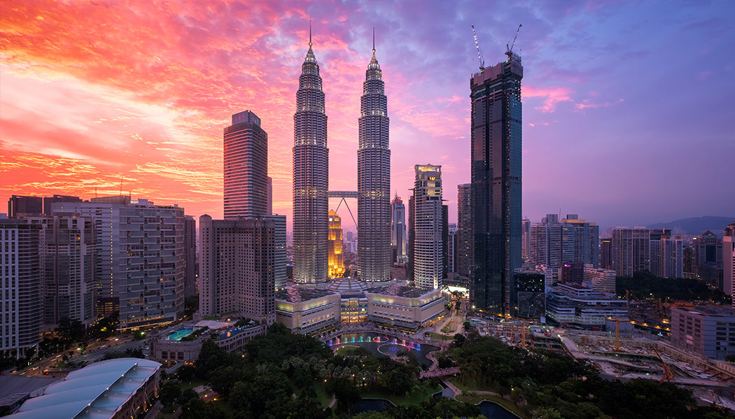 viagem para a malasia